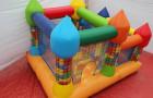 Kid Play 2 em 1 (Piscina de Bolinhas/ Pula-Pula) - Foto 1