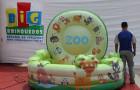 Piscina de Bolinhas Zoo - Foto 1